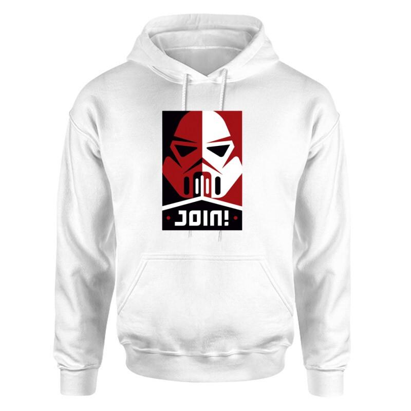 Stromtrooper Join Unisex pulóver