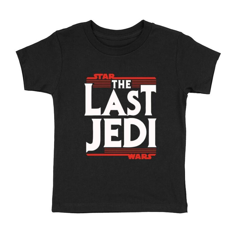 The Last Jedi Gyermek póló