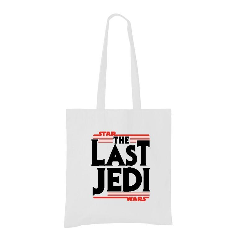 The Last Jedi Bevásárló táska