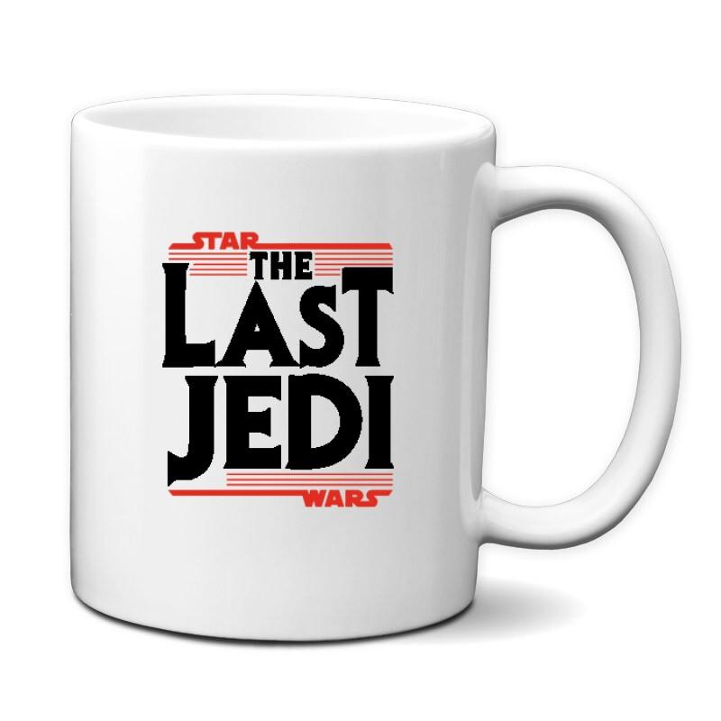 The Last Jedi Bögre