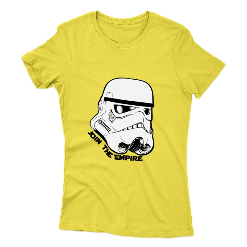 Stormtrooper face Női póló