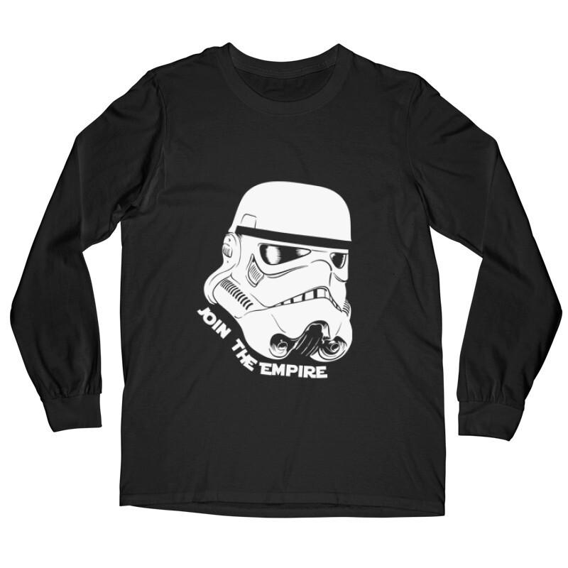 Stormtrooper face Hosszú ujjú póló