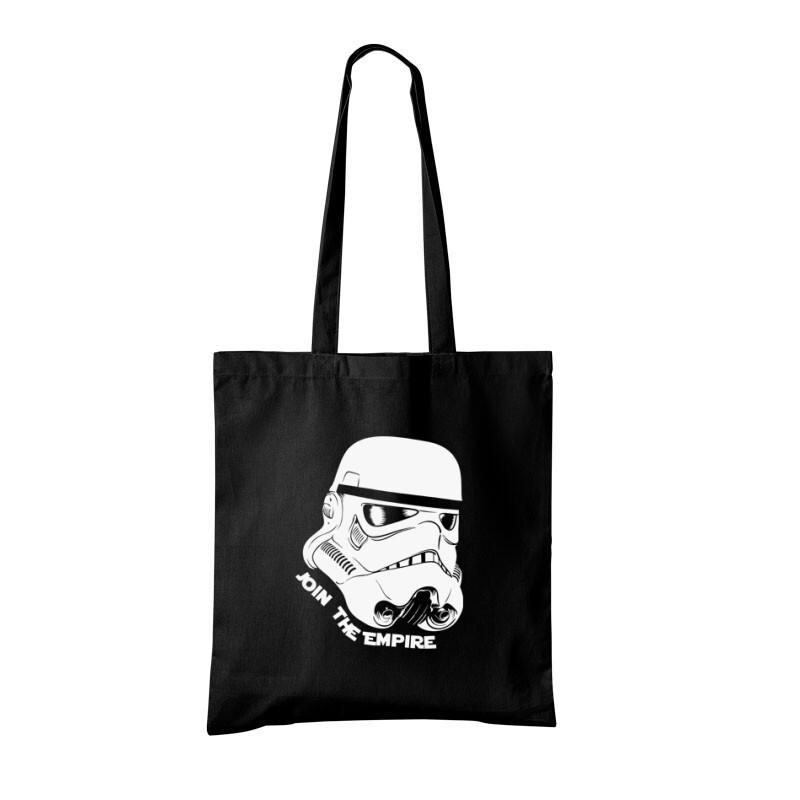 Stormtrooper face Bevásárló táska