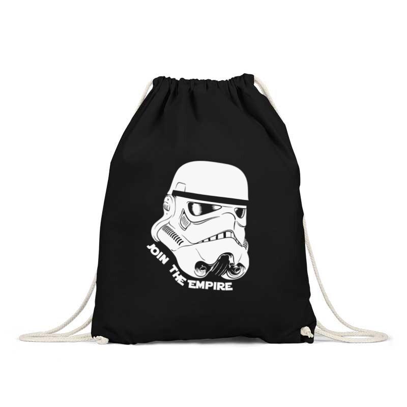 Stormtrooper face Tornazsák