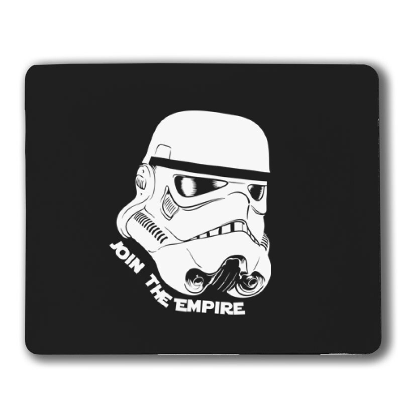 Stormtrooper face Egérpad