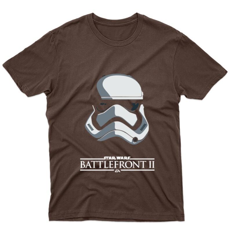 Battlefront II Férfi póló
