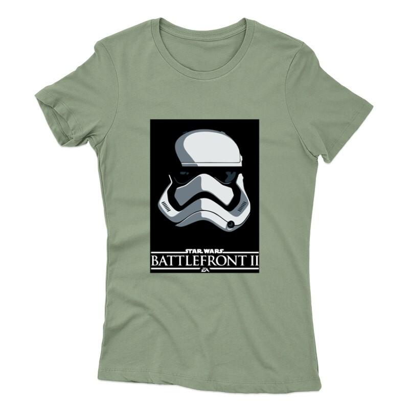 Battlefront II Női póló