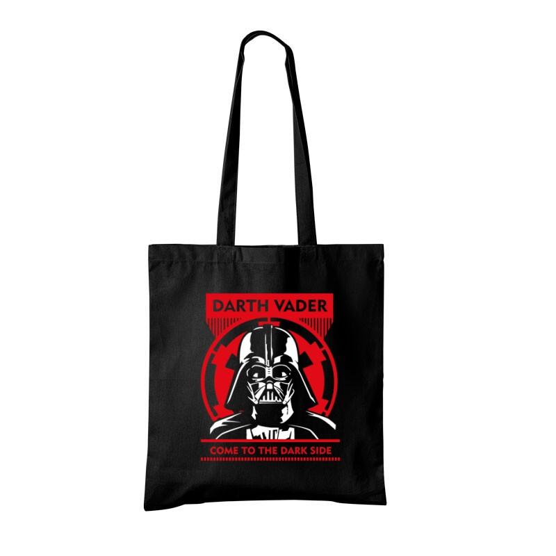 Come To the Dark Side Bevásárló táska