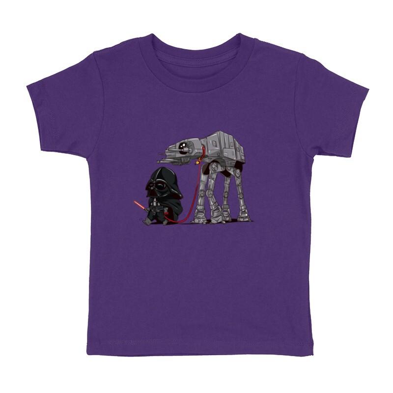 Vader and AT-AT Gyermek póló