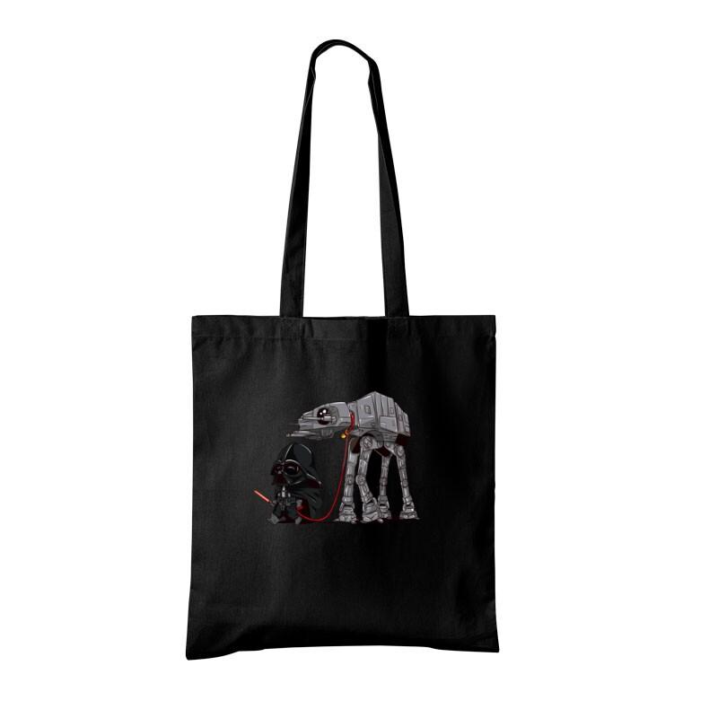 Vader and AT-AT Bevásárló táska