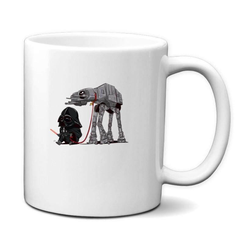 Vader and AT-AT Bögre