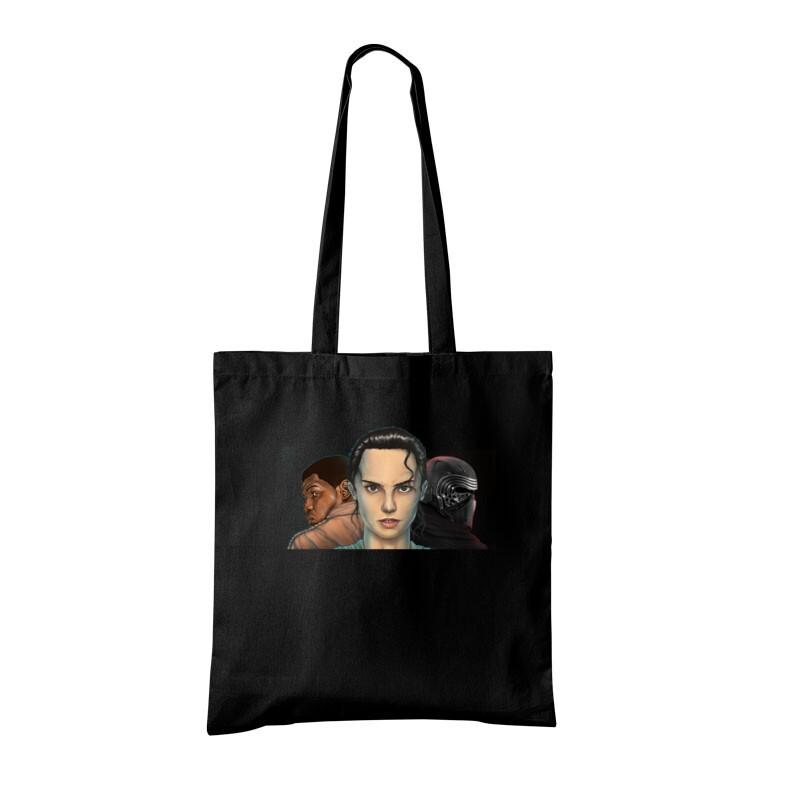 3 Face Bevásárló táska