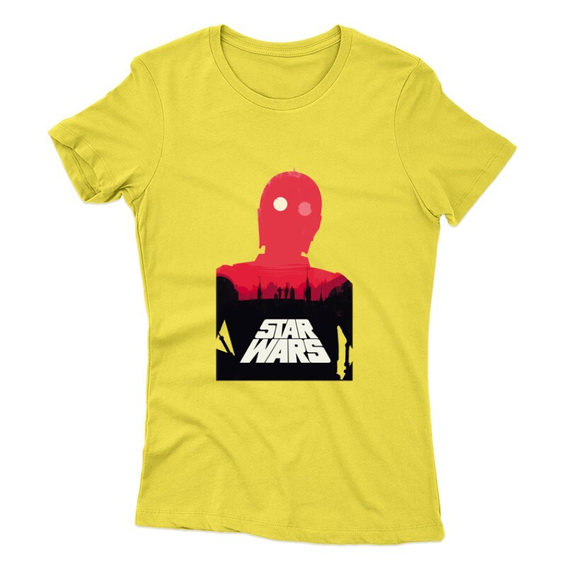 C3po Női póló