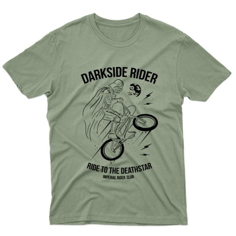 Darkside rider Férfi póló