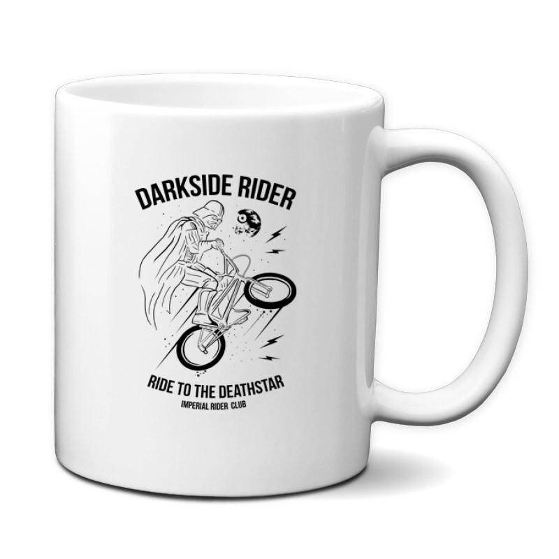 Darkside rider Bögre