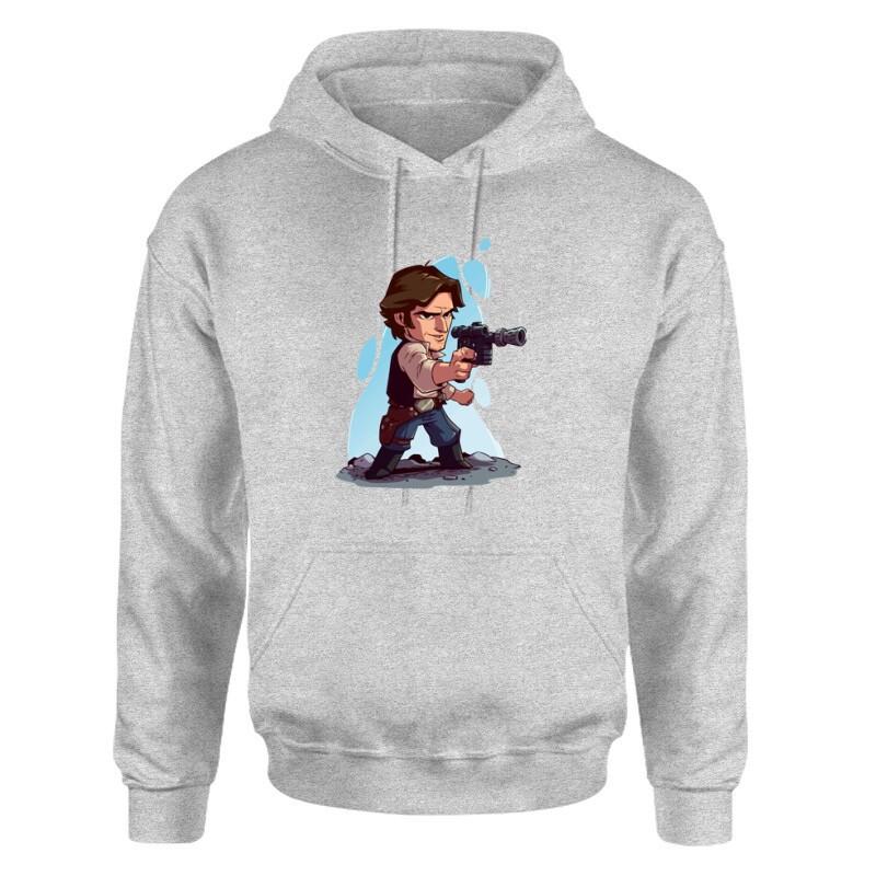 Han Solo Unisex pulóver
