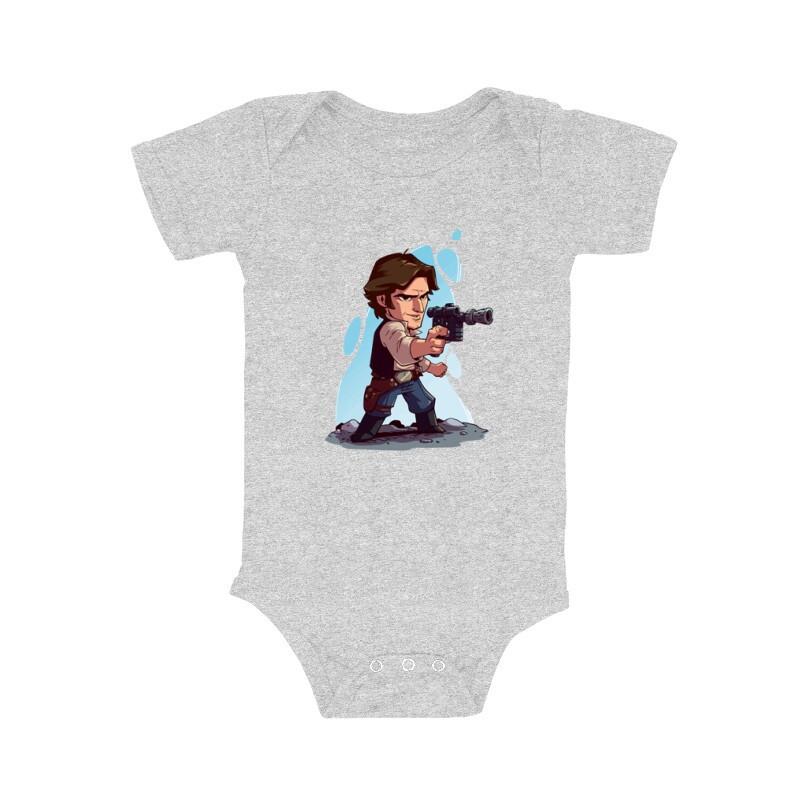 Han Solo Bébi body