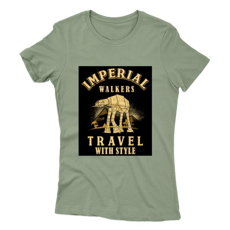 Imperial Walkers Női póló