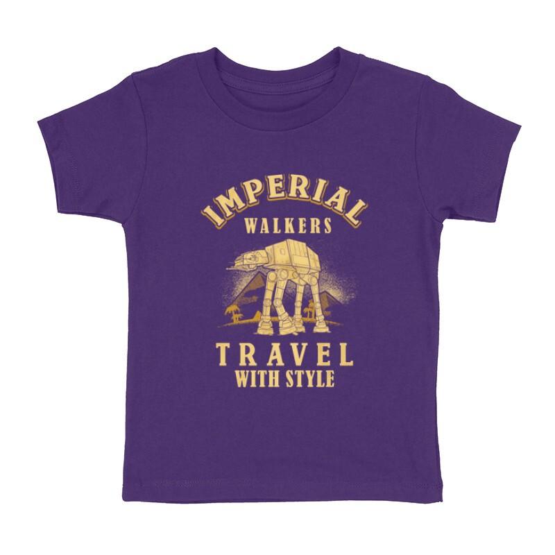 Imperial Walkers Gyermek póló