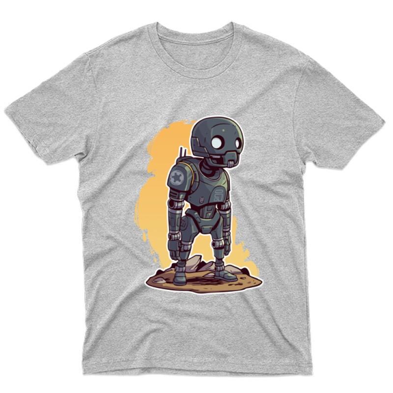 K2SO Férfi póló