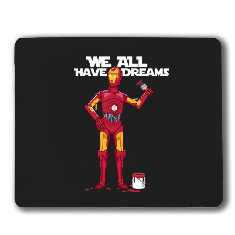 We all Have Dreams Egérpad