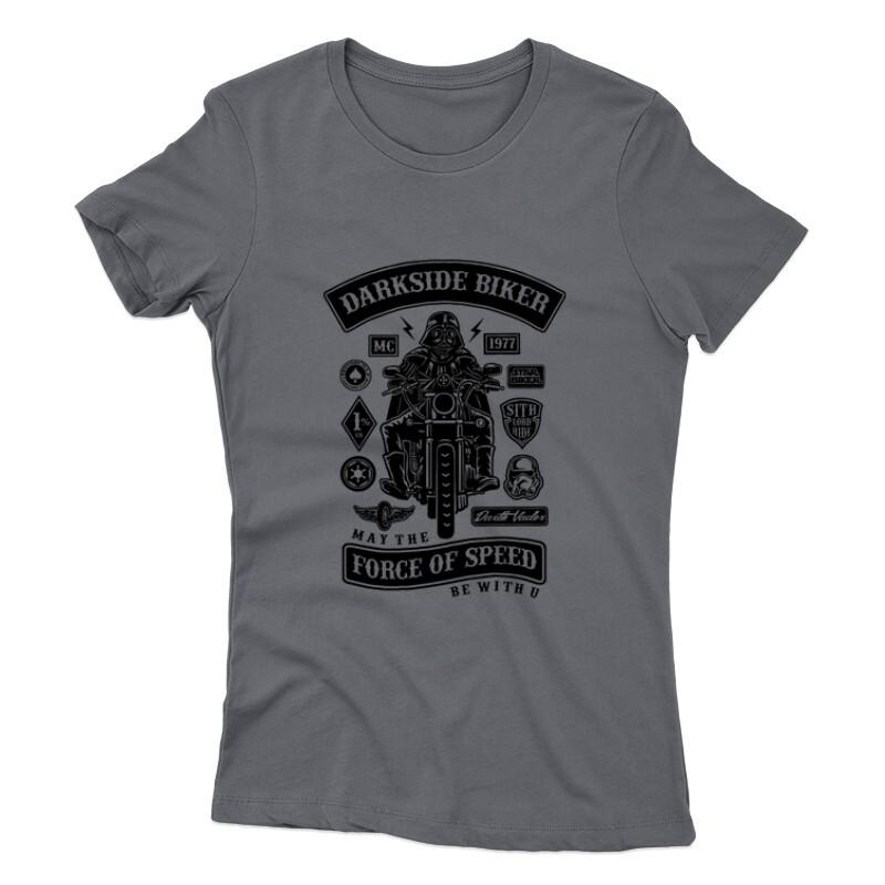 Darkside Biker Női póló