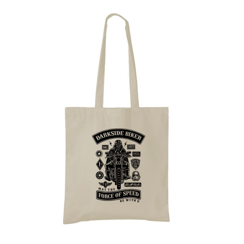 Darkside Biker Bevásárló táska