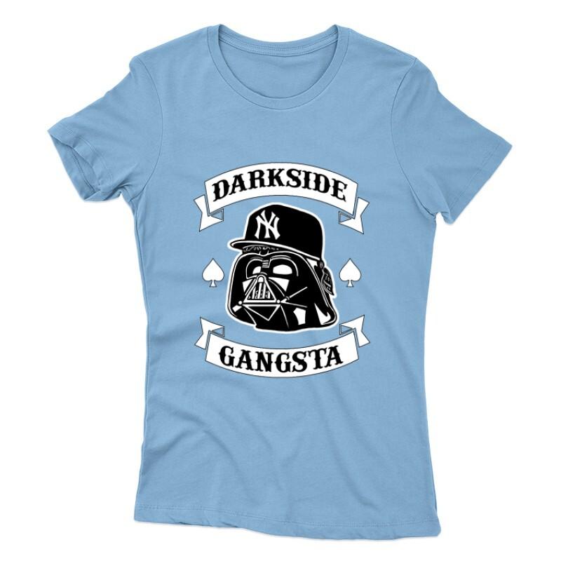 Darkside Gangsta Női póló