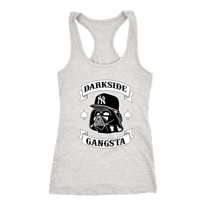 Darkside Gangsta Női Trikó