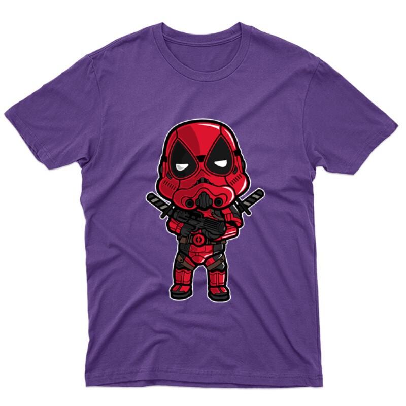 Deadtrooper Férfi póló
