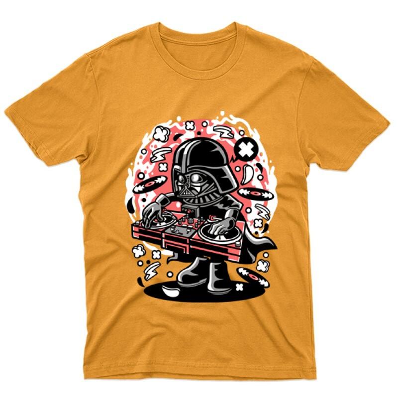 DJ Vader Férfi póló