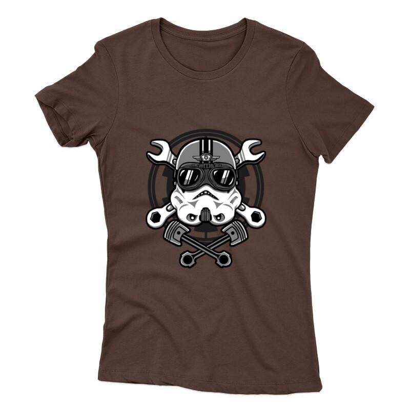 Stormtrooper Racer Női póló