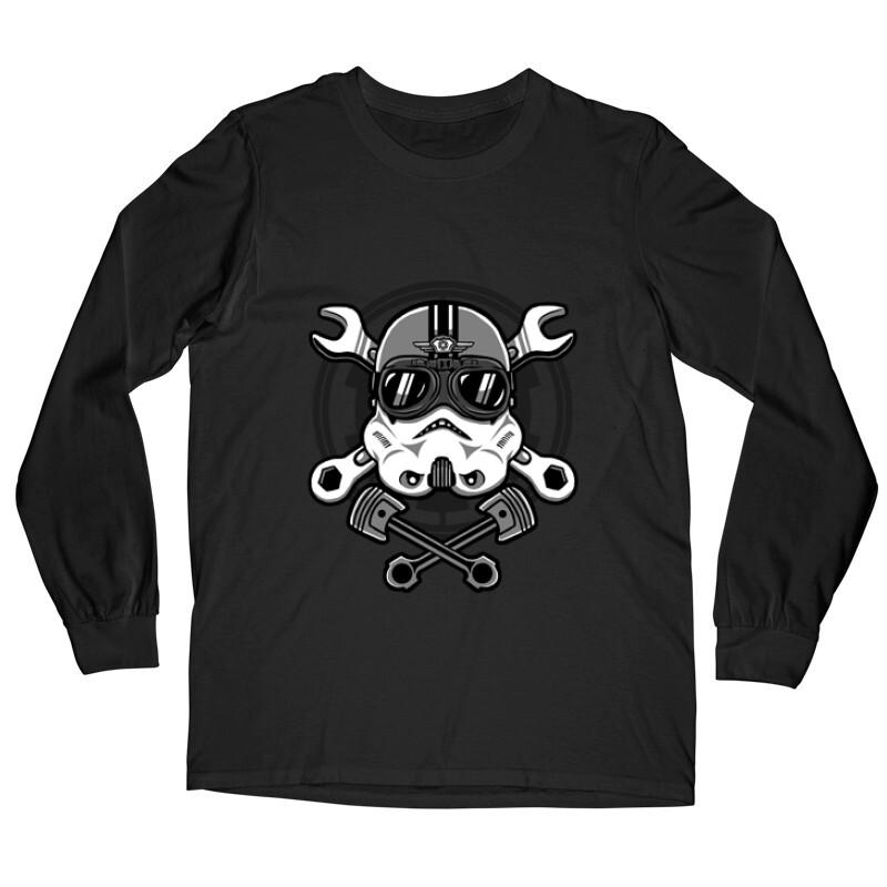 Stormtrooper Racer Hosszú ujjú póló