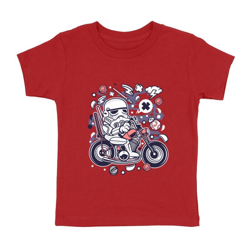 Trooper Biker Gyermek póló