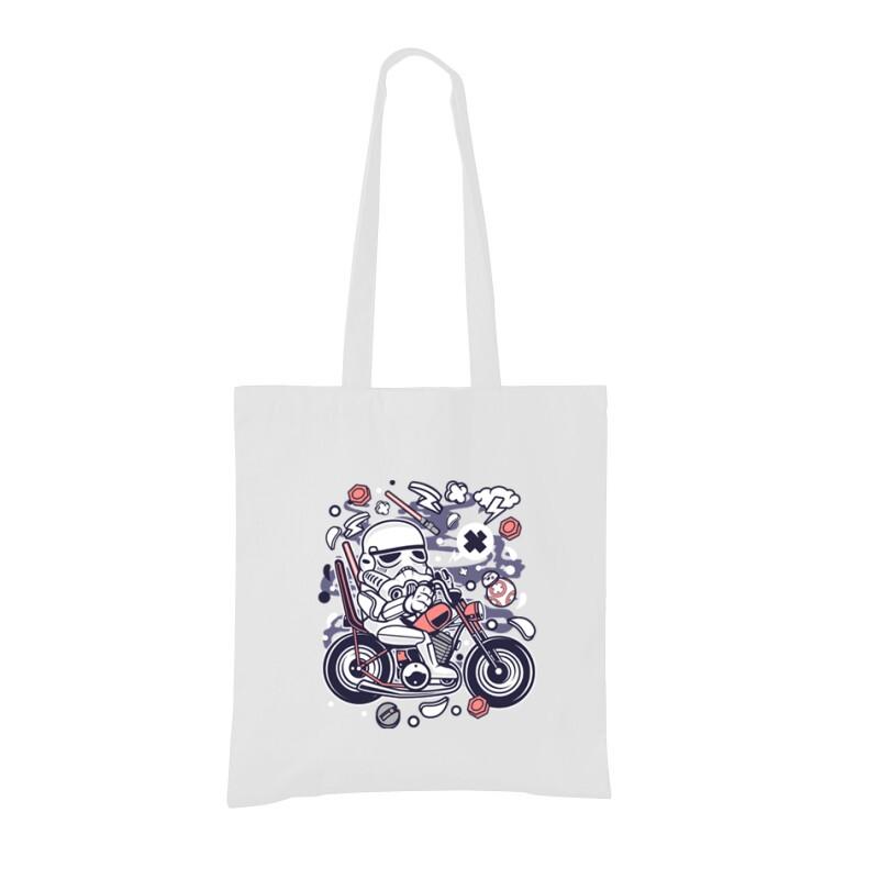 Trooper Biker Bevásárló táska