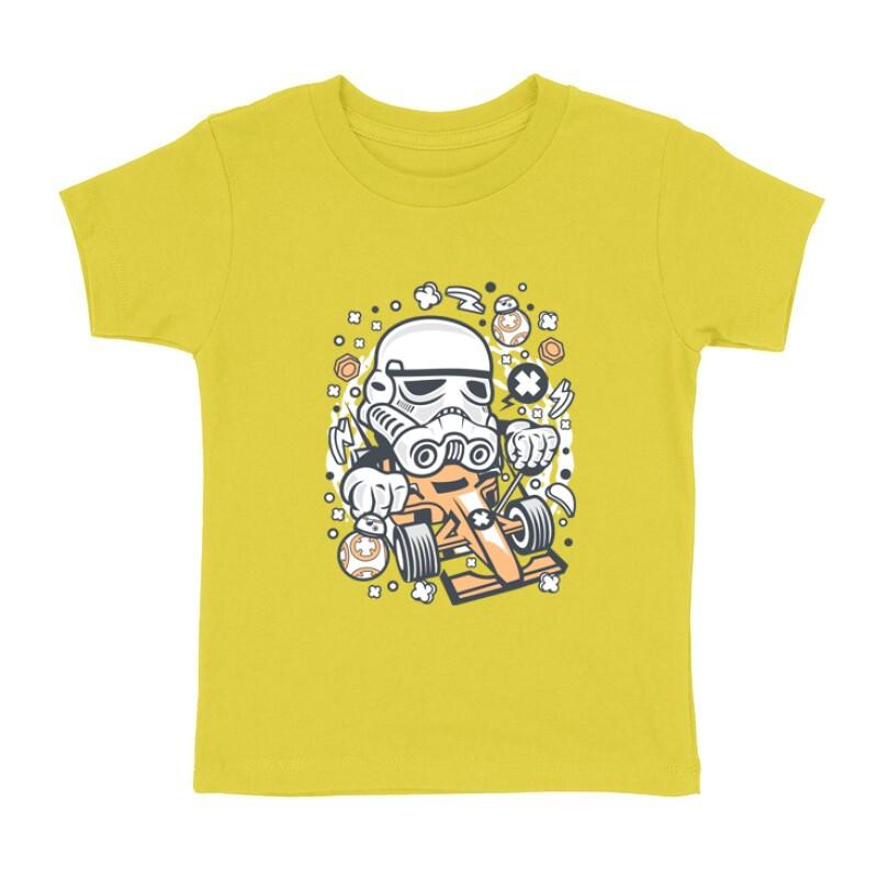Trooper Formula racer Gyermek póló