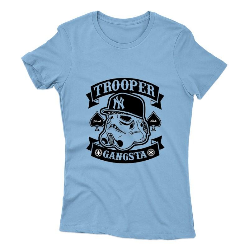 Trooper Gangsta Női póló