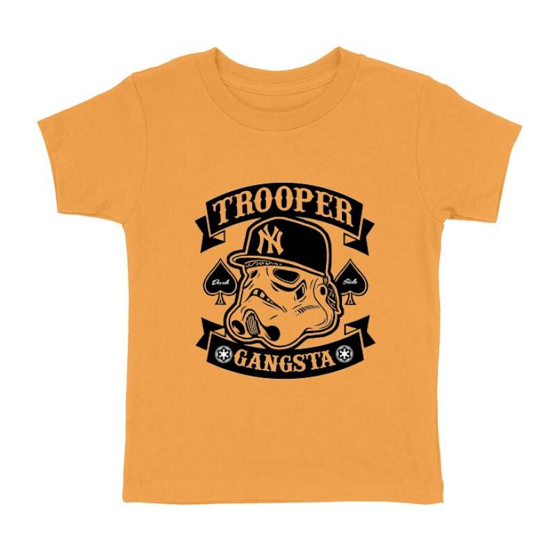Trooper Gangsta Gyermek póló