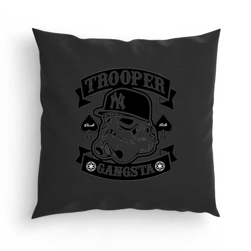 Trooper Gangsta Párna