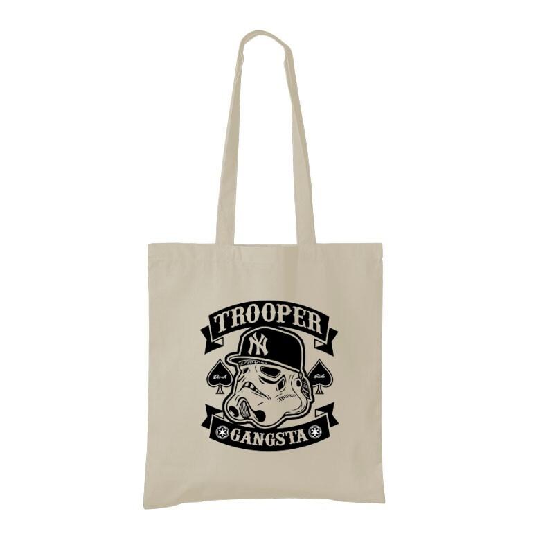 Trooper Gangsta Bevásárló táska