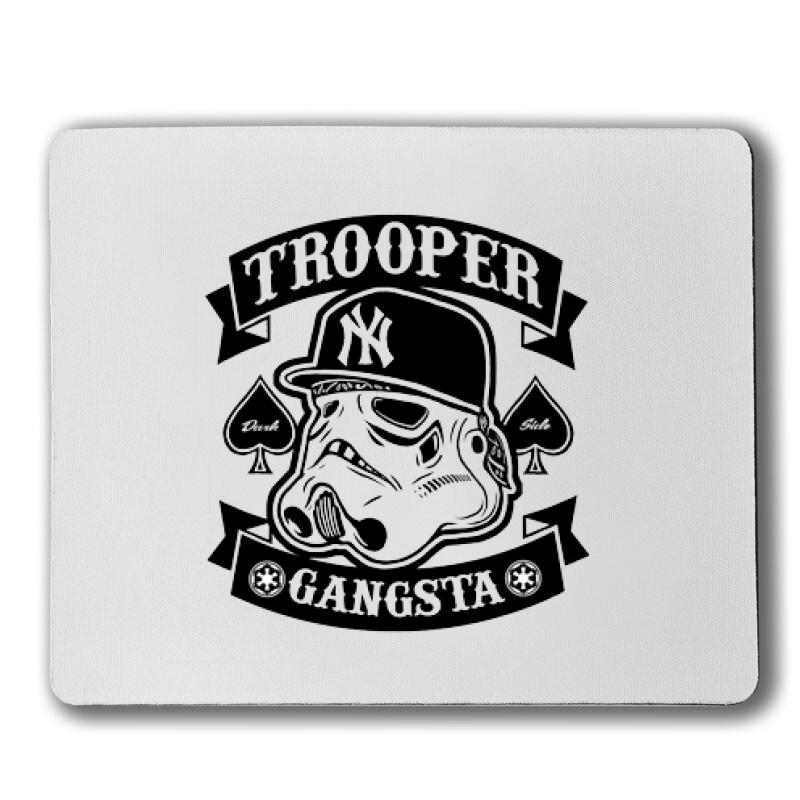 Trooper Gangsta Egérpad