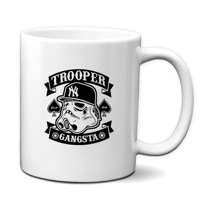 Trooper Gangsta Bögre