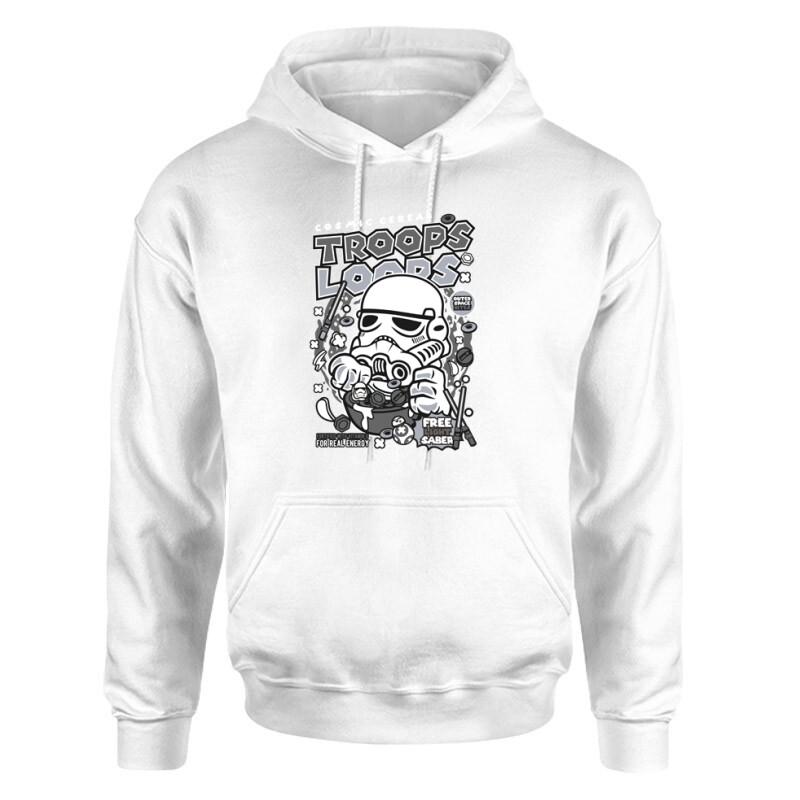 Trooper Loops Unisex pulóver