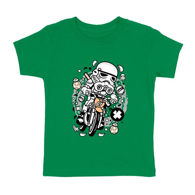 Trooper Motocross Gyermek póló