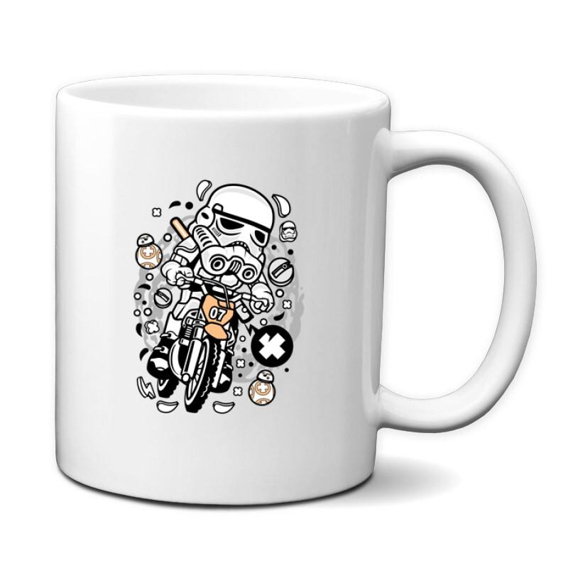 Trooper Motocross Bögre