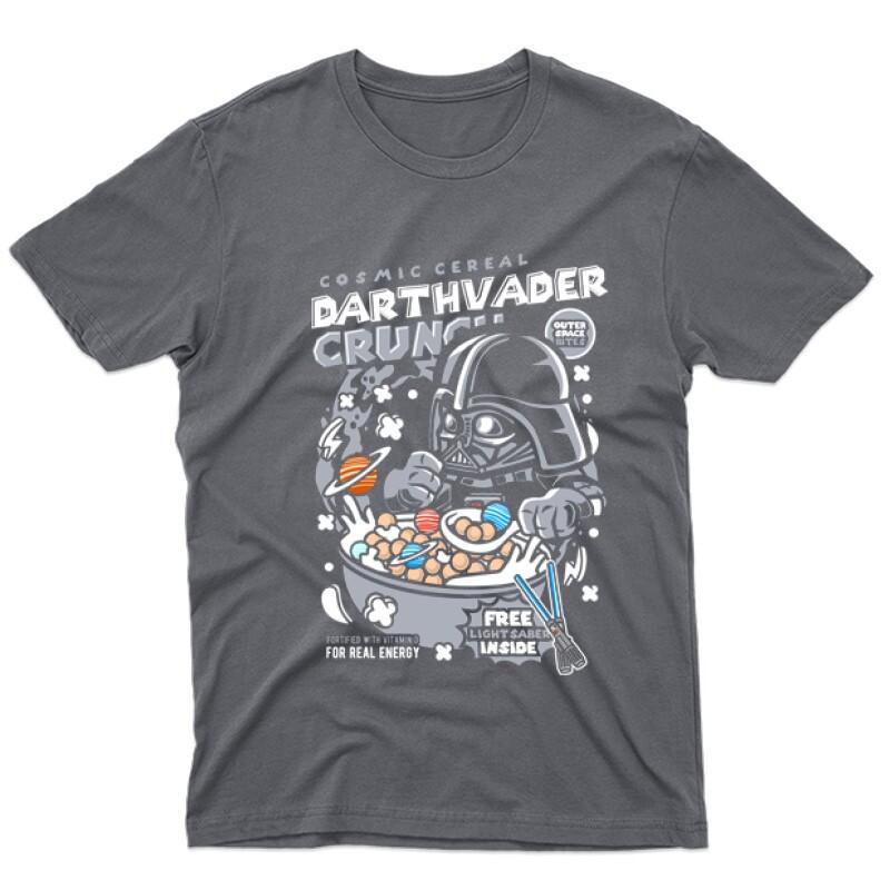Vader Crunch Férfi póló
