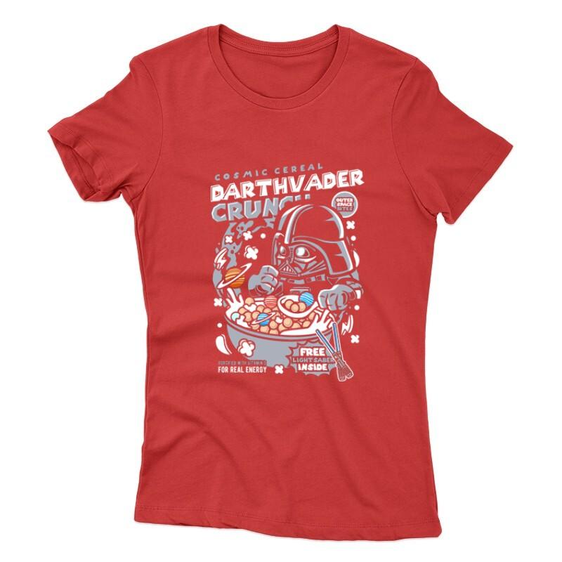 Vader Crunch Női póló