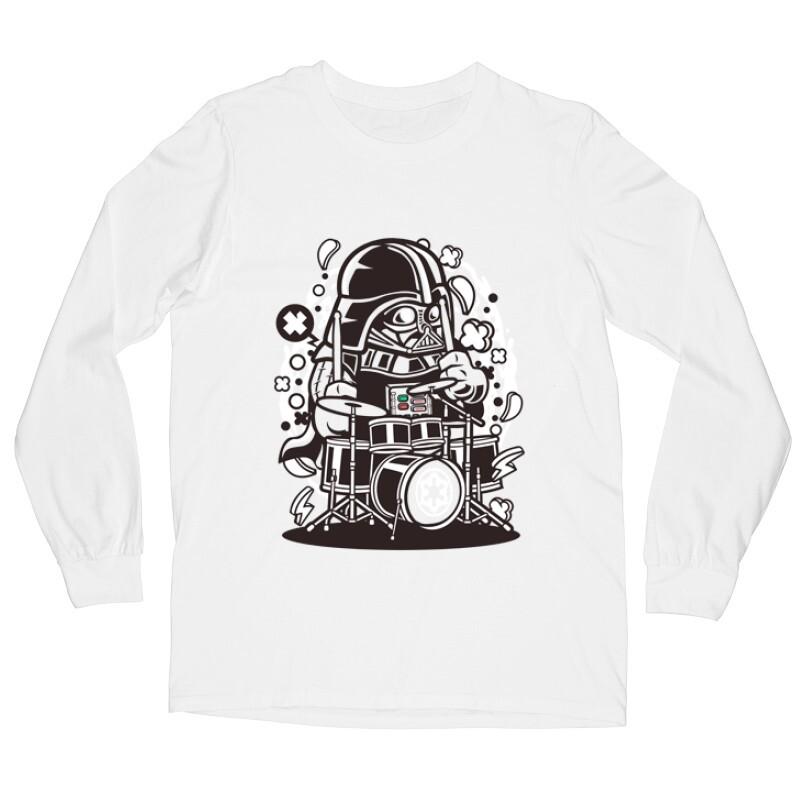 Vader Drummer Hosszú ujjú póló