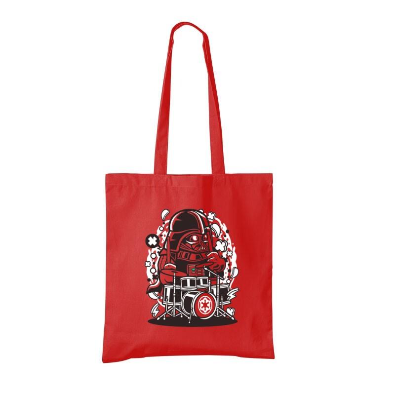 Vader Drummer Bevásárló táska