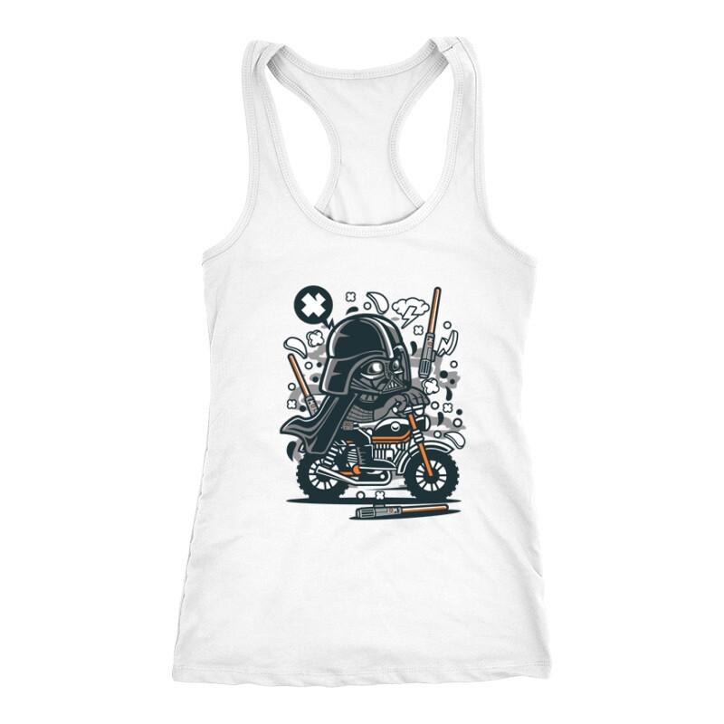 Vader Motocross Női Trikó